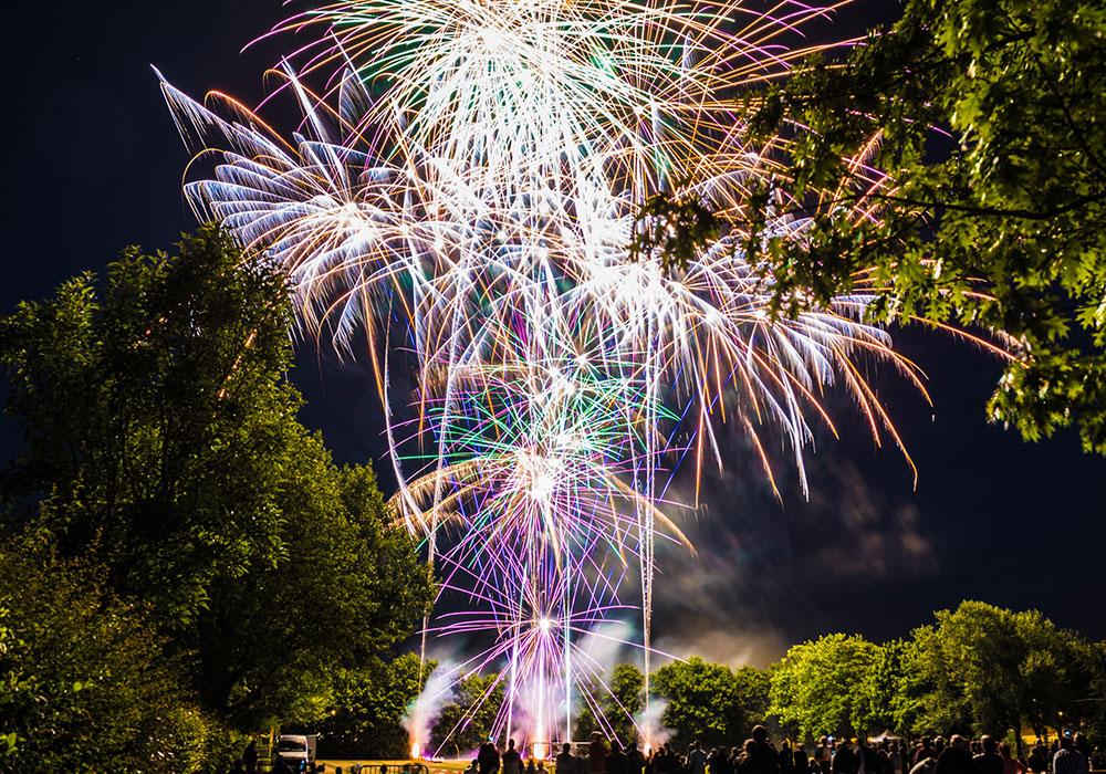 Quartiersfest in Dreux. Foto: Ewa Kolecki