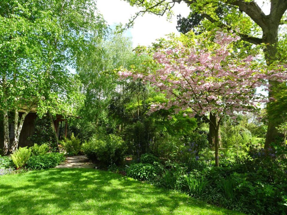 Cottage Garten in der Nähe von Evesham