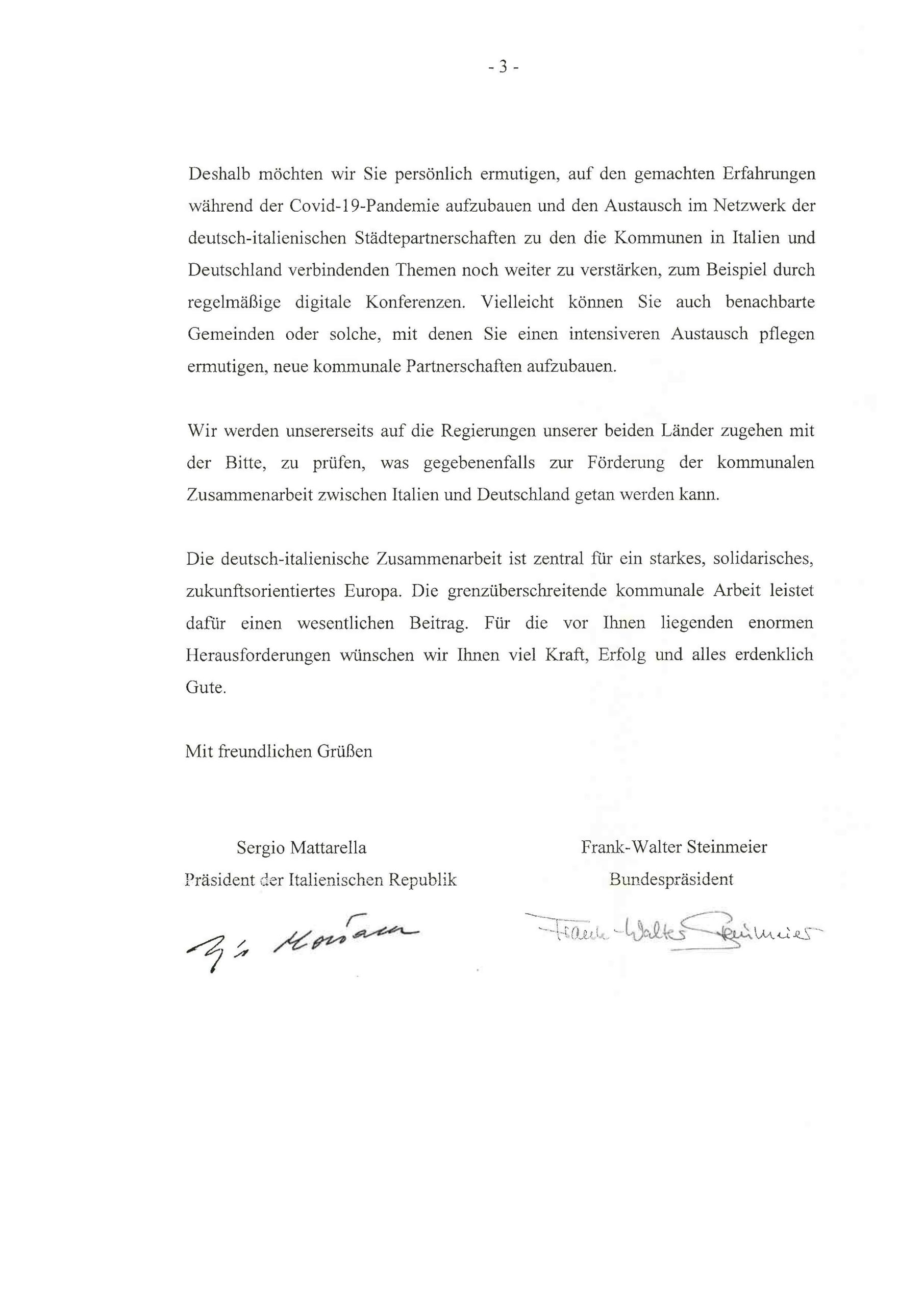 Brief Bundespräsident Seite 3